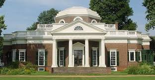famous american architecture. Exellent Famous Monticello House In Virginia By Thomas Jefferson And Famous American Architecture C