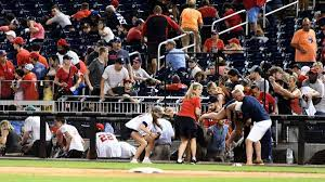 Nationals Park shooting: At least 3 ...
