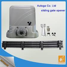 24vdc solar electric sliding gate motor door operator kit for slide gate