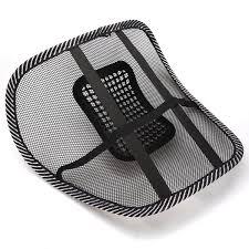Car Seat Chair Massage Back Lumbar Support Mesh Ventilate Cushion Pad · SKU024218-1.