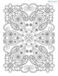 Stress Relief Coloring Pages Pdf High Resolution Design For Free