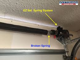 ez set torsion spring system