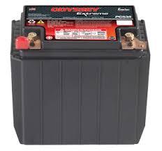 Odyssey Motorcycle Battery Application Chart Odyssey Pc535 Battery