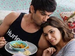 Kriti Sanon Sushant Singh Rajput And Kriti Sanon Bond Over