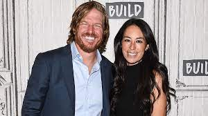 Chip and Joanna Gaines celebrate ...