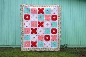 lovely little handmades: x's & o's quilt tutorial & x's & o's quilt tutorial Adamdwight.com