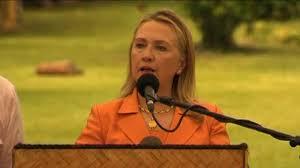 Hillary Clinton Visits Cook Islands