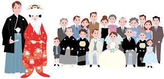 「結婚式 イラスト」の画像検索結果