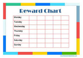 Reward Charts For Children Good Or Bad The Mad House Of