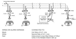 smoke alarm wiring diagram jpg how to wire smoke detectors in series diagram how