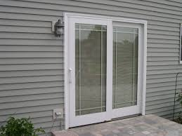 patio doors with built in blinds great charming pella sliding glass doors with blinds inside