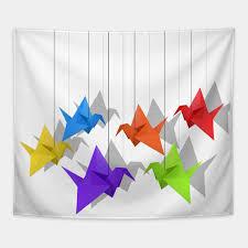 Paper Crane Size Chart Paper Cranes