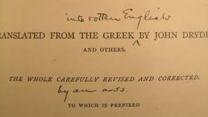 scrawled insults and epiphanies by anthony grafton nyr daily  twain marginalia jpg