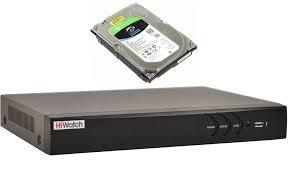 <b>Регистратор Hiwatch DS-N308/2</b>(<b>B</b>) со встроенным диском 1 ТБ ...