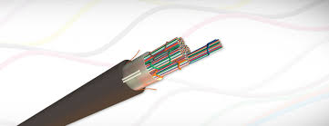Osp Fiber High Density Fiber Optic Cable Offering Wrapping Tube Ribbon