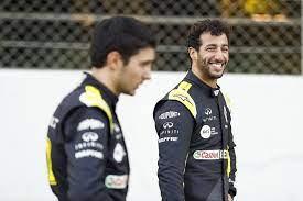 Alpine's esteban ocon takes a maiden formula 1 victory in an extraordinary and madcap hungarian grand prix. Ocon Relationship With F1 Team Mate Ricciardo Better Than Perez
