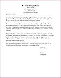 examples of an awesome cover letter a perfect cover letter