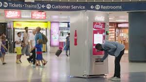 Coca Cola Vending Machine Hack Simple Share A Coke Rokkan