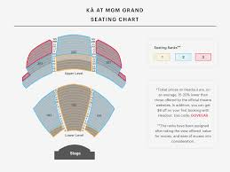 Park Theatre Las Vegas Seating Chart Unbiased Mirage Cirque Seating Chart Mgm Grand Cirque