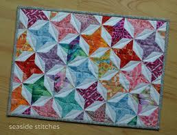 Seaside Stitches: Friday Finish- Mini for Ninnie &  Adamdwight.com