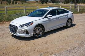 2018 hyundai sonata hybrid. perfect hybrid 2018 hyundai sonata first drive review featured image large thumb4 and hyundai sonata hybrid 2