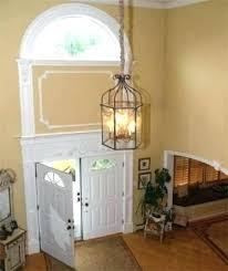 two story foyer lighting astonishing chandelier l builders hang 2 decorating ideas 22