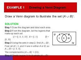 Venn Diagram And Set Operations Calculator Set Operations Venn Diagram Calculator Atlas