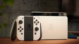 Nintendo Switch (OLED model ...