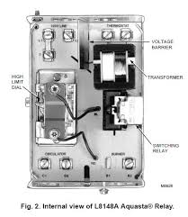 c wire connection to l8148a aquastat doityourself com community Boiler Thermostat Wiring c wire connection to l8148a aquastat boiler thermostat wiring diagram