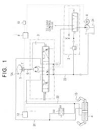 toyota forklift hydraulic diagram diagram patent ep0926042b2 hydraulic steering system for fork lift truck