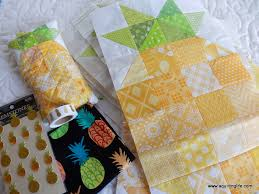 More Pineapple Quilt Blocks   A Quilting Life - a quilt blog & And, I have another charm square quilt book to let you know about. My sweet  friend Vanessa Goertzen and fellow Moda designer has published her first  book, ... Adamdwight.com
