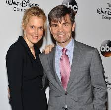 Alexandra Wentworth George Stephanopoulos Ali Wentworth Squeeze In Time For Romance
