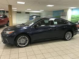 New 2018 Toyota Avalon 4 Door Car in Calgary, AB 180111