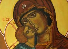 """Afbeeldingsresultaat voor icoon """"Moeder Gods van Tederheid"""""""
