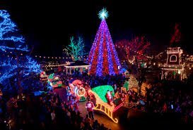 Christmas Lights Branson Mo Branson Missouris Silver Dollar City Named To National Top