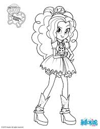 Coloring Pages Mlp Equestria Girls Coloring Pages My Little Pony