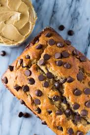 skip the toast and make this super soft extra flavorful ridiculously moist peanut er chocolate chip bread