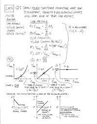 linear_7 folders program on motion worksheet