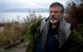 The Bible: a History, Gerry Adams, Channel 4, review - Telegraph via Relatably.com