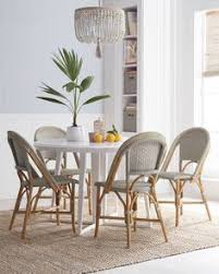 serena lily downing dining table kitchen nookkitchen table chairle and chairsside chairsdining tabledining room furnituredining chairsrattan
