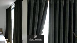 acoustic curtains for home noise can travel from unit to or floor which is exactly why