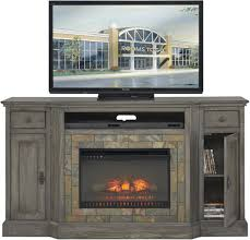 console with electric fireplace home entertainment colors