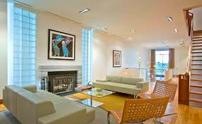 glass block furniture. View In Gallery Living Room With Glass Block Furniture