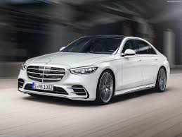 It's the stately sedan that's better to be driven around in than to drive yourself. Mercedes Benz S Class 2021 Pictures Information Specs