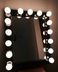 plug in vanity lighting. custom vanitymakeup mirror made by billy it has a dimmer switch to control the amount of light wanted and an outlet plug in hair tools vanity lighting