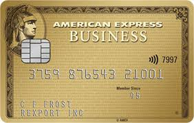 Gold Business Card American Express Uk