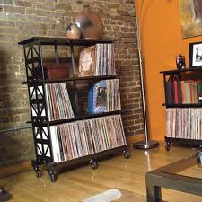 vinyl record storage furniture. Cheerful Lp Record Storage Rack Shelves Boltz Steel Furniture Vinyl Cabinet Ikea