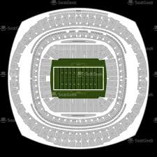 U2 Metlife Seating Chart Mercedes Benz Superdome Seating Chart Map Seatgeek In The