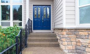 5 easy steps to stain a fiberglass door
