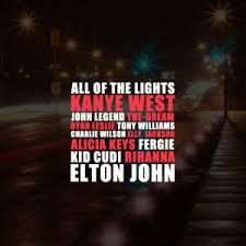 All of the Lights song Rihanna Wiki